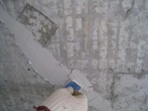 桥梁裂缝修补